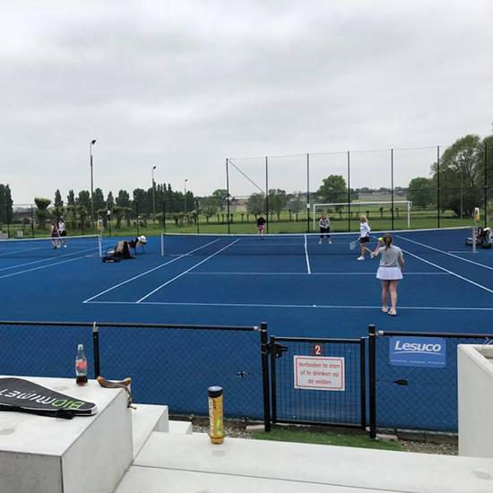 TC Moorslede - Tennis - Tennislessen - Tenniskampen