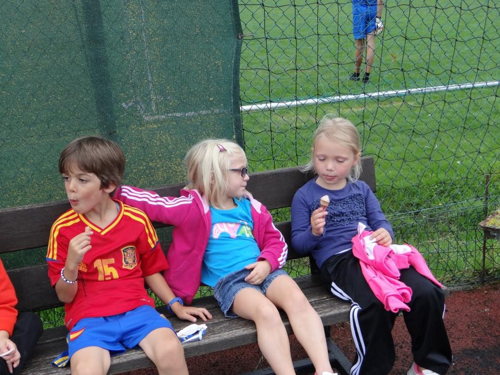 TCMoorslede - Kamp augustus 2015